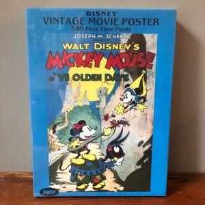 DISNEY's Mickey Mouse 540 Pc Puzzle NIB SEALED 1/2